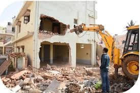 تخریب و تعمیر